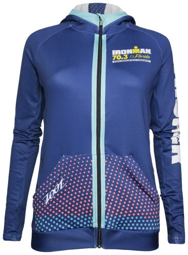 IRONMAN 70.3 Florida 2019 Women's Finisher Full Zip