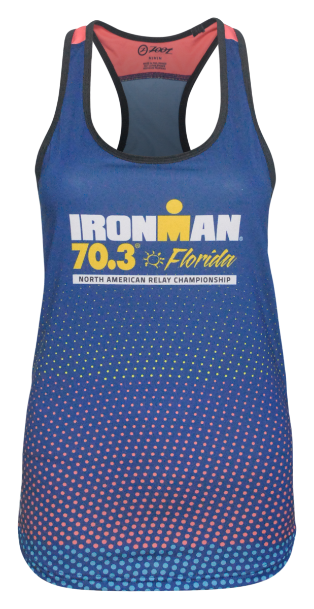 IRONMAN 70.3 Florida 2019 Women's Singlet