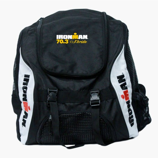 IRONMAN 70.3 Florida Event Backpack