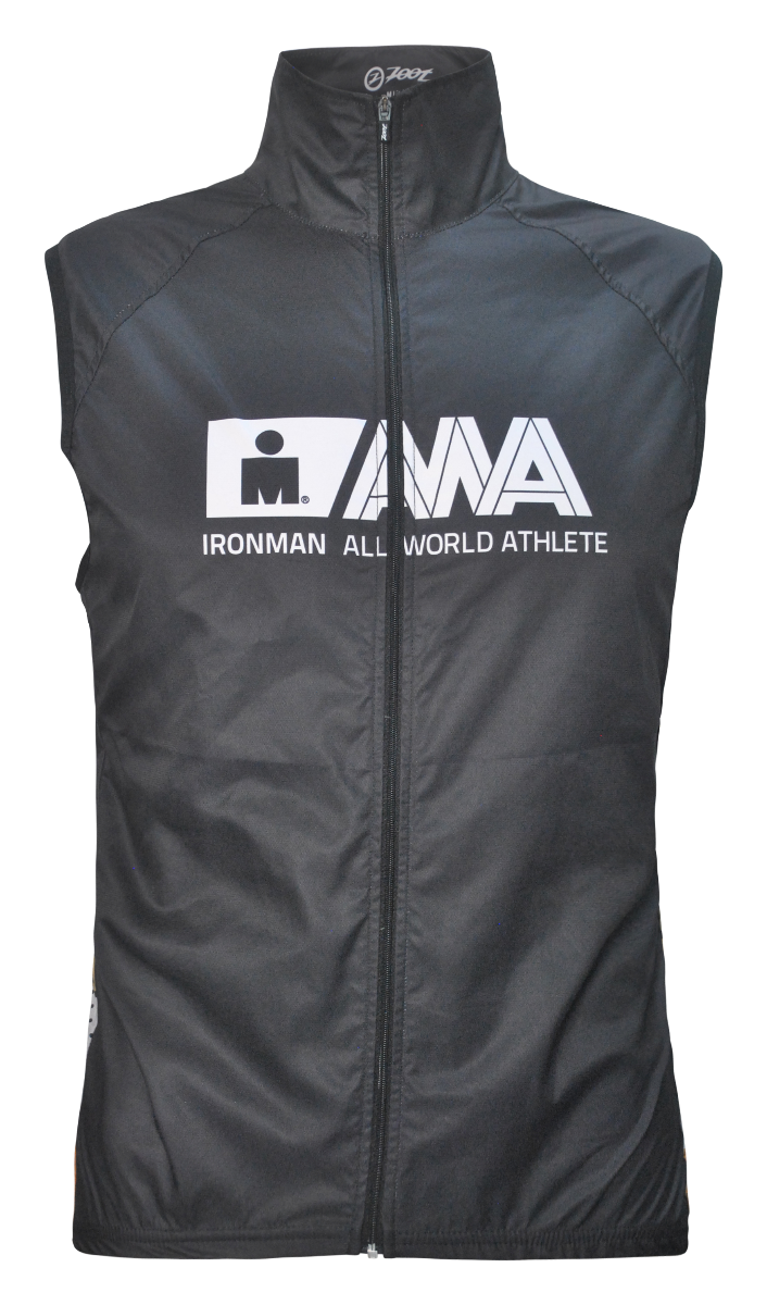 IRONMAN Men's All World Athlete Cycle Vest Black