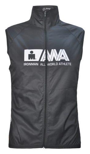 IRONMAN Men's All World Athlete Cycle Vest Black