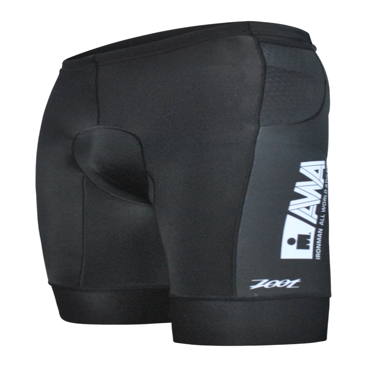 IRONMAN Men's All World Athlete Tri Shorts-Black
