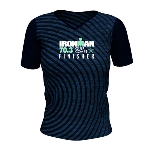 IRONMAN 70.3 GULF COAST WOMEN'S PERFORMANCE FINISHER TEE