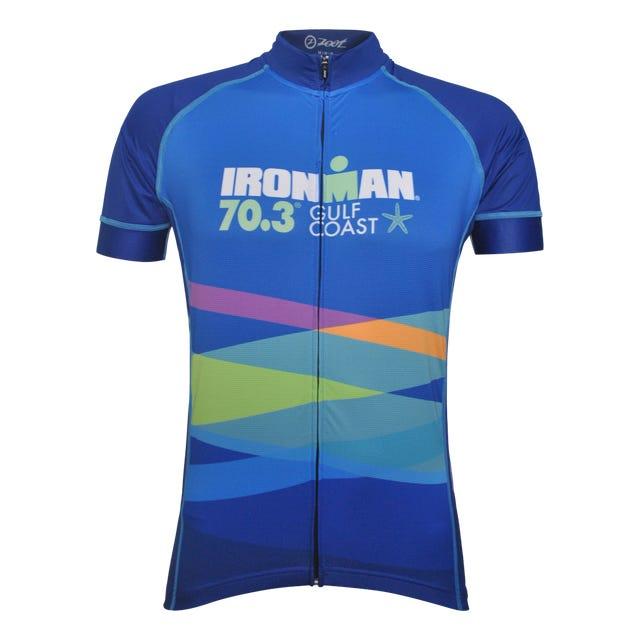 IRONMAN 70.3 GULF COAST MEN'S CYCLE JERSEY