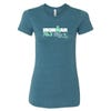 IRONMAN 70.3 GULF COAST 2019 WOMEN'S NAME TEE