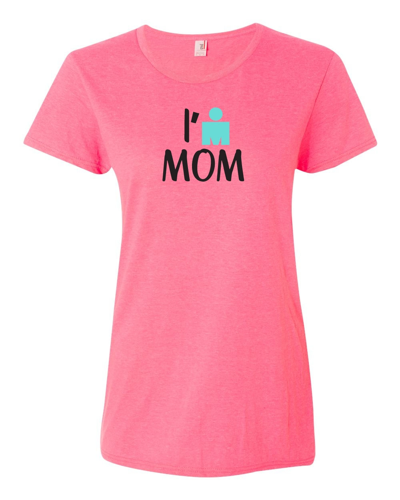 IRONMAN 'I'm Mom' Support Crew Tee