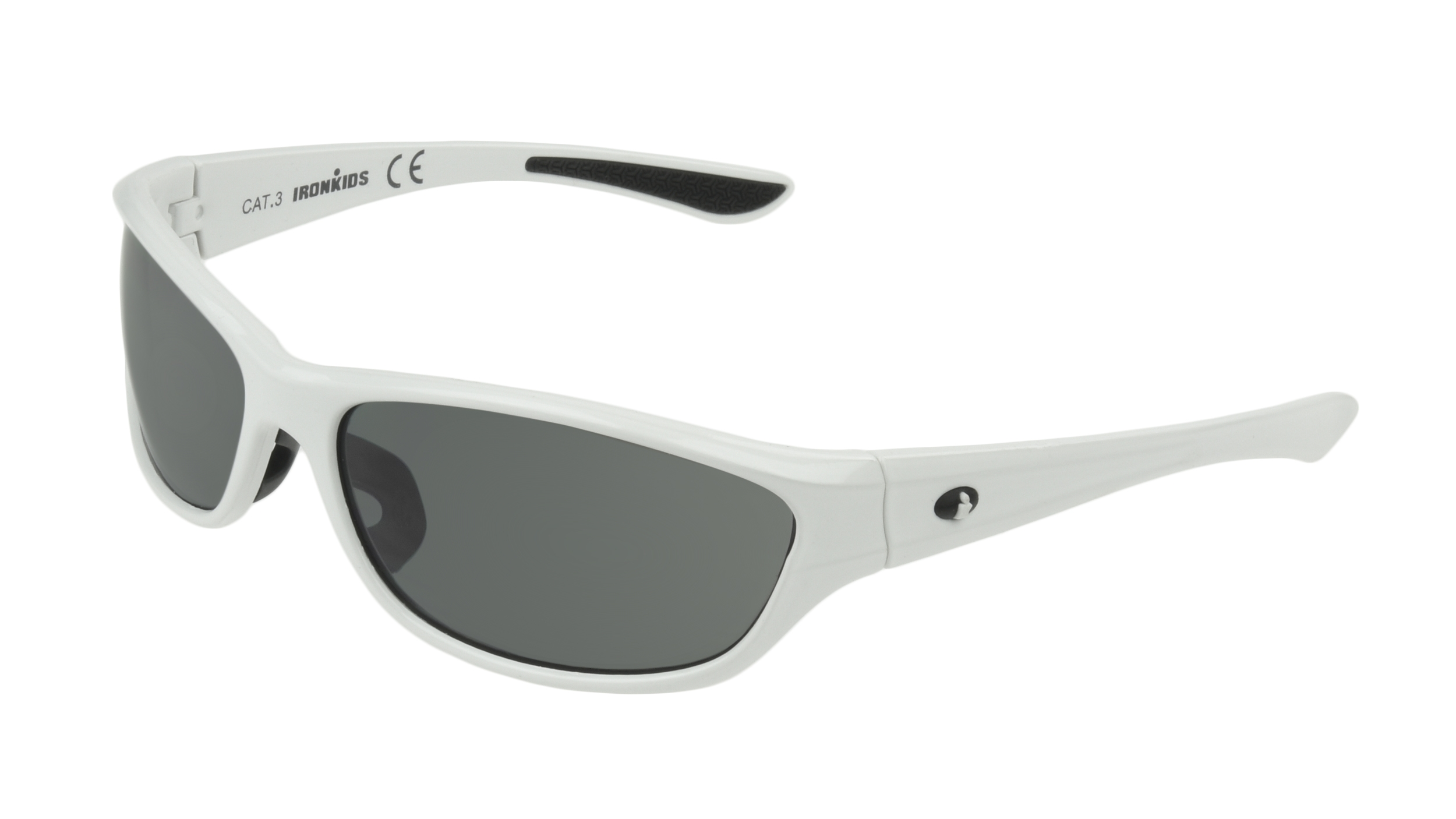IRONKIDS Foster Grant ®-10 White Sunglasses