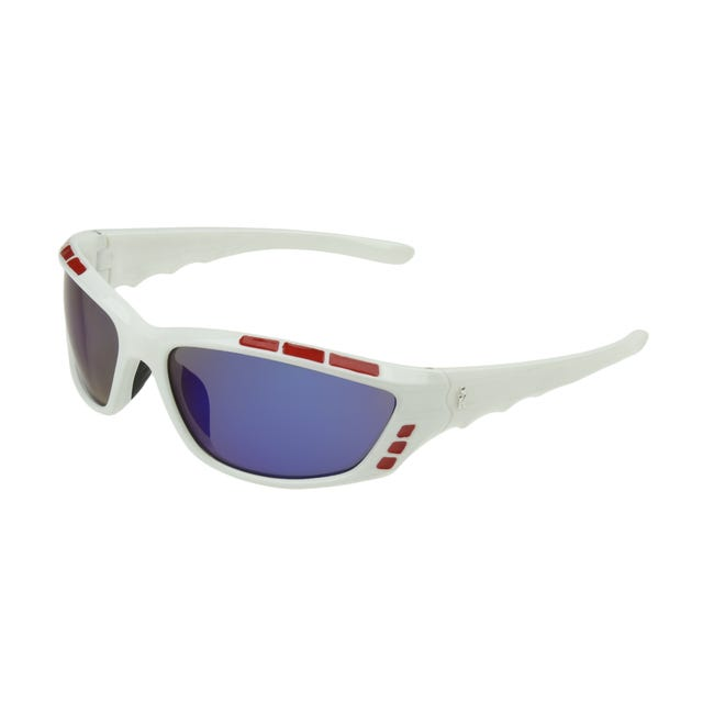 IRONKIDS Foster Grant®-23 MRF White Sunglasses