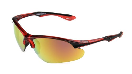 IRONKIDS Foster Grant®-24 MRF Red Sunglasses