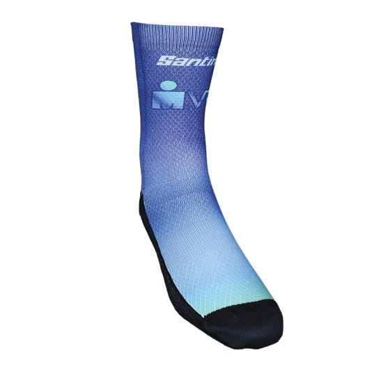 IRONMAN SANTINI VIRTUAL RUN UNISEX CYCLE SOCKS