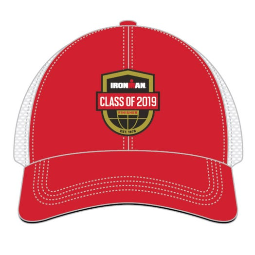IRONMAN Class of 2019 Finisher Trucker Hat