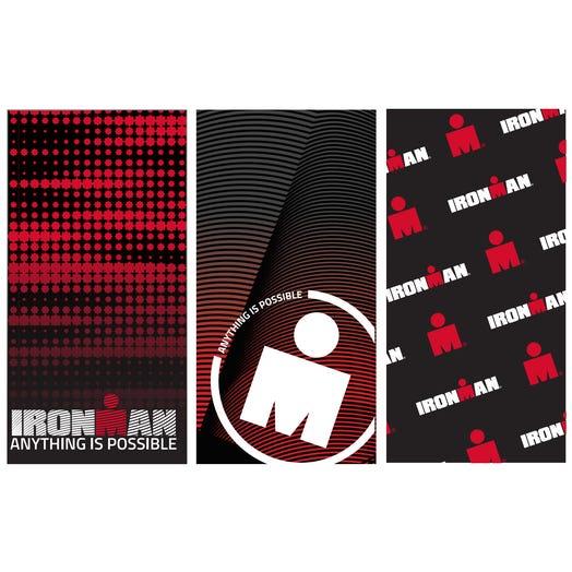 IRONMAN CLASSIC NECK GAITER 3-PACK