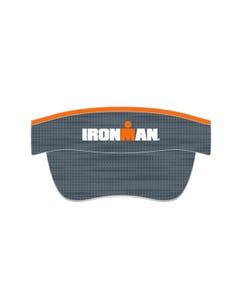 IRONMAN Digital Grey Orange Visor