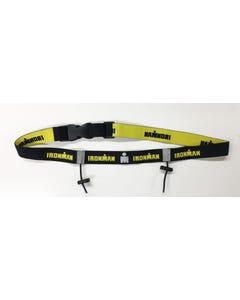 IRONMAN Race Belt - yellow