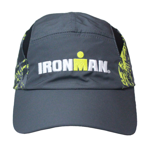 IRONMAN Racer Tech Hat - Citron