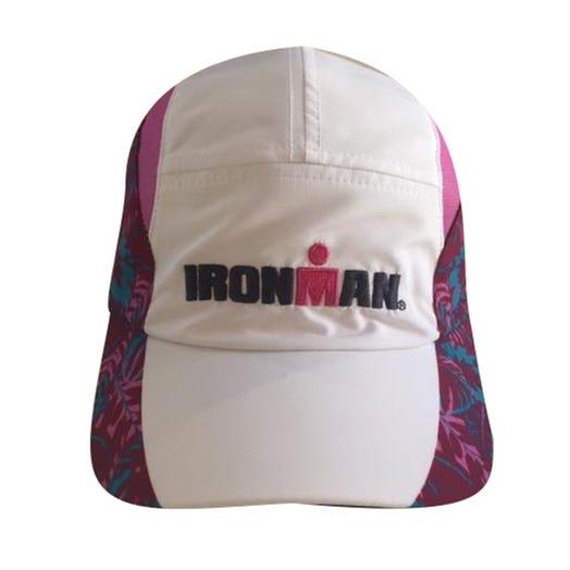IRONMAN Racer Tech Hat - Tropical Pink