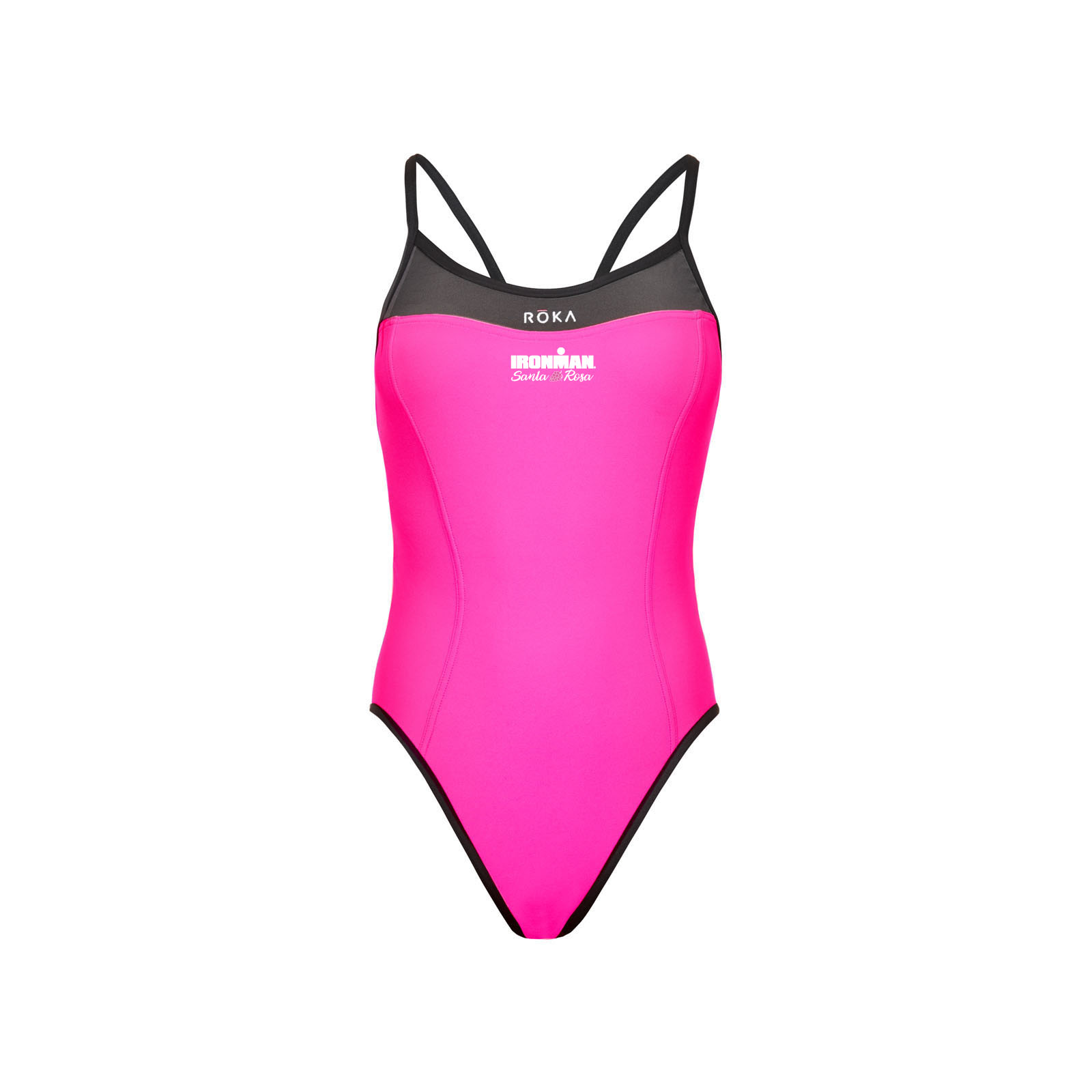 IRONMAN Santa Rosa Women's Elite One-Piece Triangle Back Swimsuit