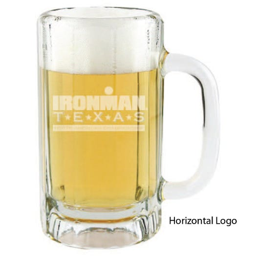 IRONMAN Customized Beer Mug