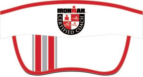 IRONMAN Certified Coach Visor