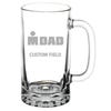 IRONDAD Personalized Beer Mug