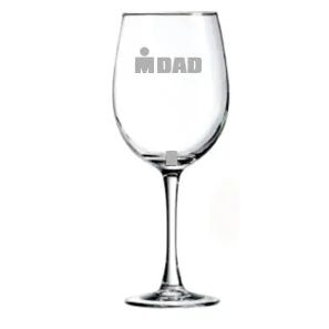 IRONDAD Wine Glass