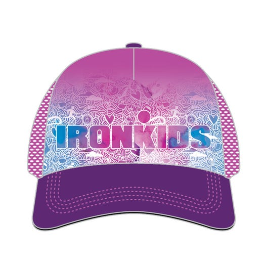 IRONKids Doodle Tech Trucker- Purple