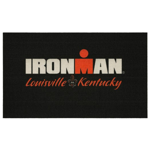IRONMAN Louisville Custom Event Rug