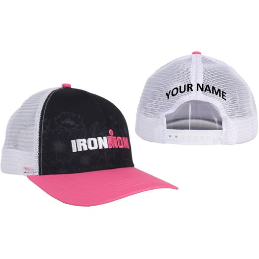 IRONMOM Personalized Technical Trucker Hat