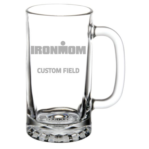 IRONMOM Personalized Beer Mug