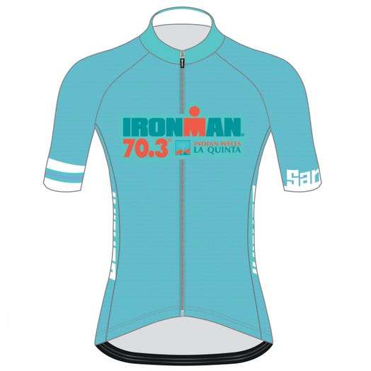 IRONMAN 70.3 INDIAN WELLS 2019 WOMEN'S NAME CYCLE JERSEY