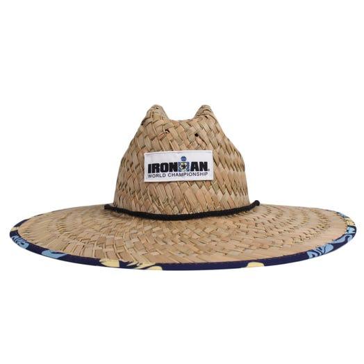 IRONMAN WORLD CHAMPIONSHIP STRAW HAT