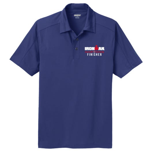 IRONMAN LOUISIVLLE MEN'S FINISHER POLO