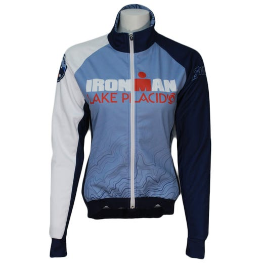 IRONMAN LAKE PLACID 2019 WOMEN'S FINISHER COURSE CYCLE JERSEY