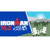 IRONMAN 70.3 Lake Placid 2019 Event Beach Towel