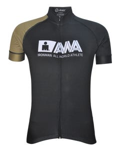 IRONMAN Men's All World Athelte Cycle Top - Gold