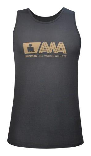 IRONMAN Men's All World Athlete Singlet - Gold