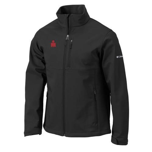 IRONMAN Columbia Men's MDOT Softshell Jacket