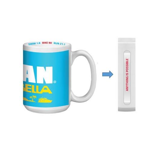 IRONMAN 70.3 Marbella 2019 Event Coffee Mug