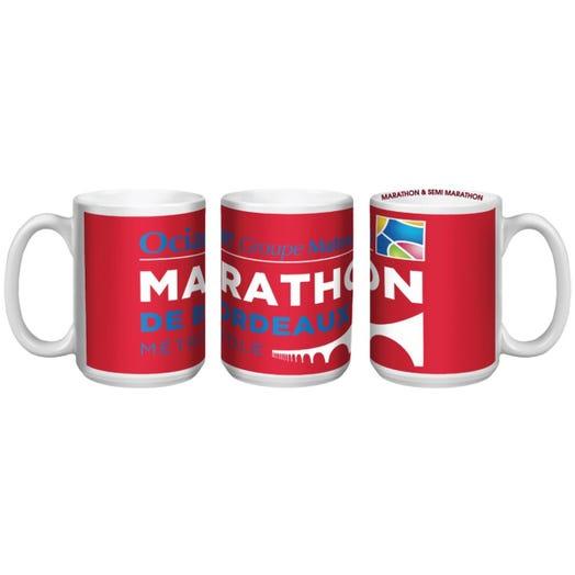 Marathon de Bordeaux 2019 Event Coffee Mug