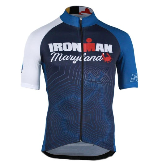 IRONMAN MARYLAND 2019 MEN'S COURSE CYCLE JERSEY