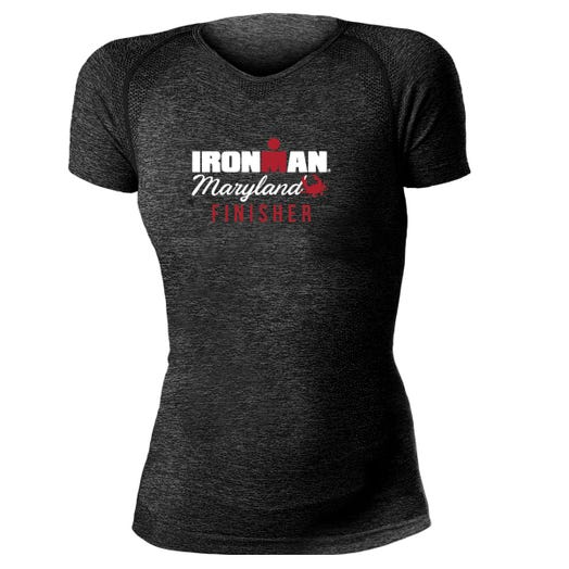 IRONMAN MARYLAND WOMEN'S FINISHER PERFORMANCE TEE