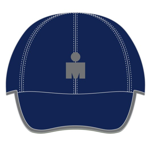 IRONMAN MDOT Elite Tech Hat - Navy