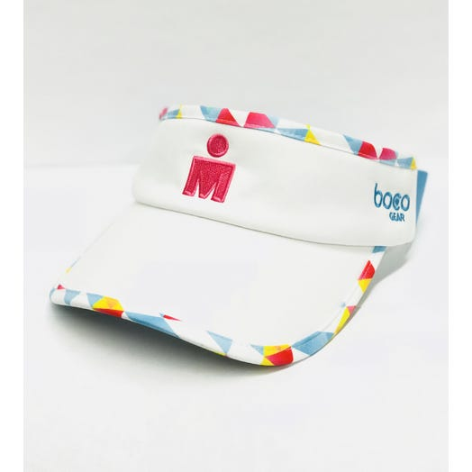 IRONMAN MDOT Geometric Multicolor Visor