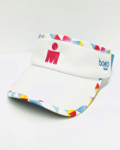 IRONMAN MDOT Geometric Multicolor Visor