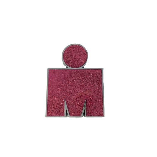 IRONMAN M-DOT Emblem - Pink