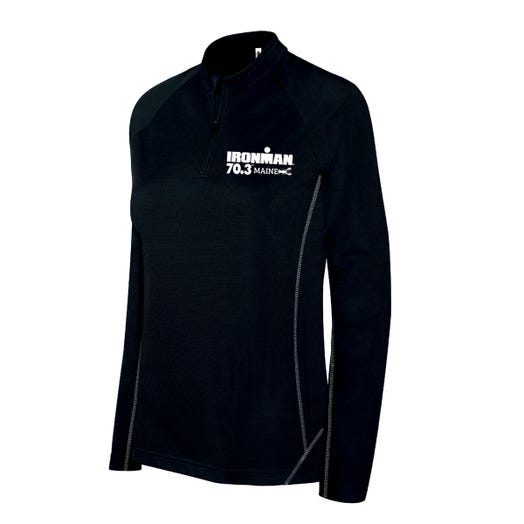 IRONMAN 70.3 MAINE WOMEN'S HALF ZIP