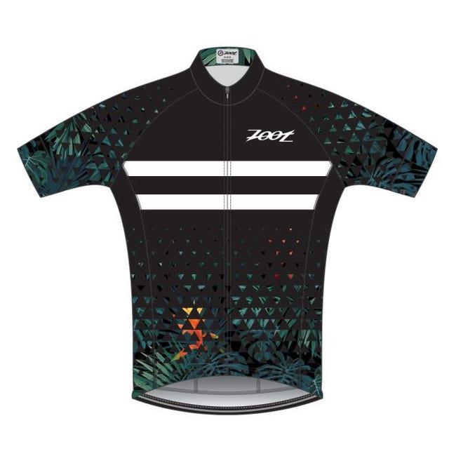 IRONMAN Zoot Men's ALI'I Cycle Top