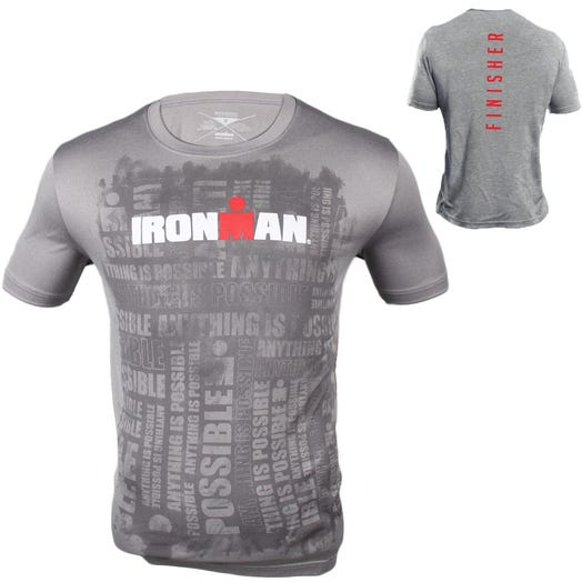 IRONMAN Men's Finisher Sweat-Activated Shirt