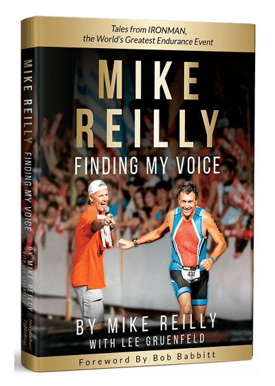 Mike Reilly: Finding My Voice