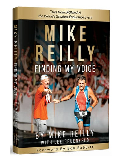 Mike Reilly: Finding My Voice -------  Pre-Order